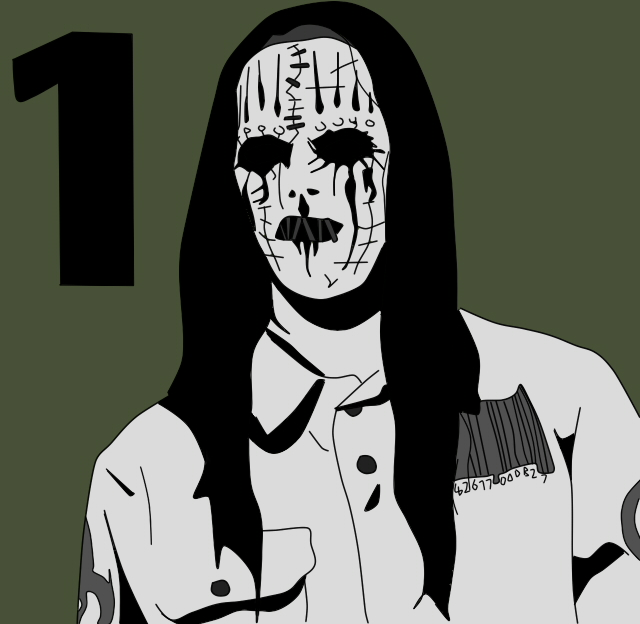 Slipknot-Joey Jordison #1 by ARandomUserl-l
