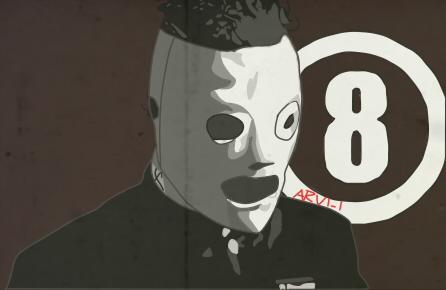 Slipknot-Corey Taylor#8 by ARandomUserl-l
