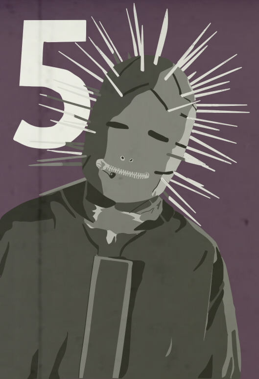 Slipknot-Craig Jones #5 by ARandomUserl-l