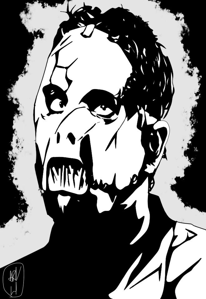 Slipknot ex-members:Paul Gray (R.I.P) by ARandomUserl-l