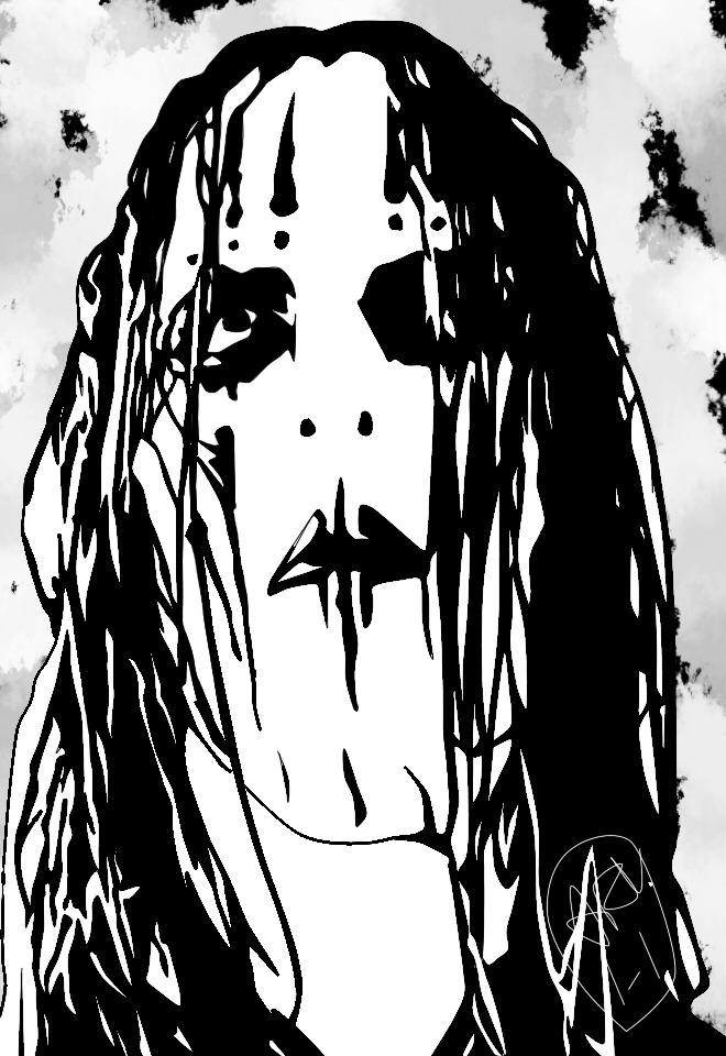 Slipknot ex-members:Joey Jordison by ARandomUserl-l