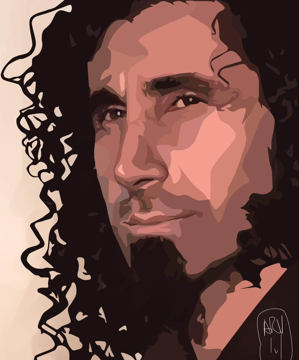 Serj Tankian by ARandomUserl-l