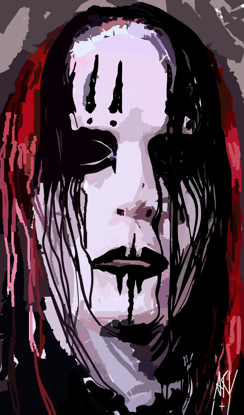 Joey Jordison by ARandomUserl-l