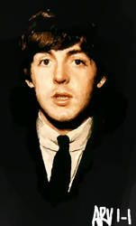 Paul McCartney by ARandomUserl-l