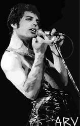 Don't Stop Me Now / Freddie Mercury by ARandomUserl-l