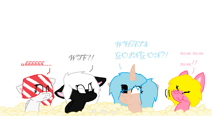 My Pony Pals In Undertale