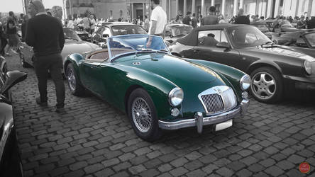 '59 MG A by JBPicsBE