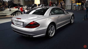 '03 Mercedes-Benz SL55 AMG by JBPicsBE