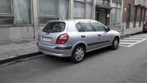 '02 Nissan Almera