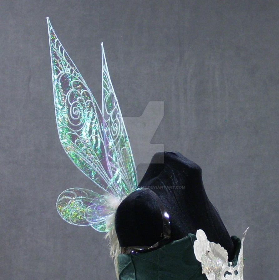 Periwinkle Tinkerbell Fairy Wings by FairyberryBlossoms on ...