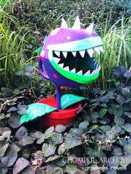 Chomper Plants vs Zombies by zienta