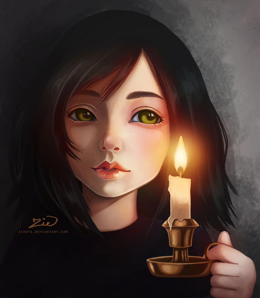 A Little Princess by zienta