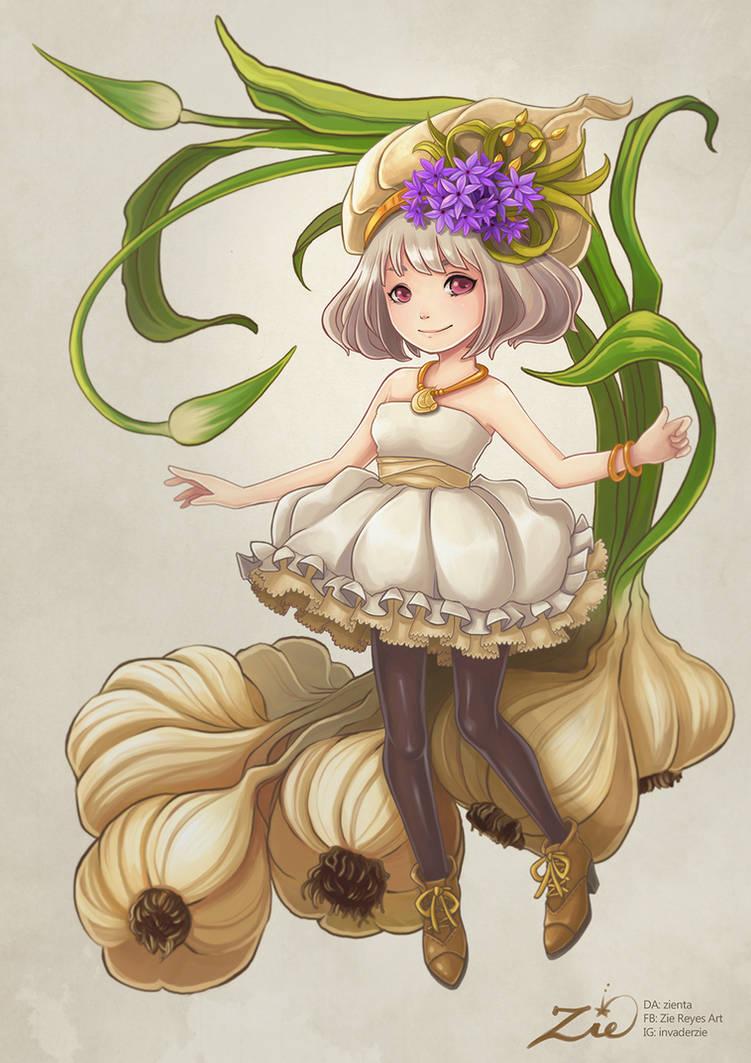 Garlic-chan