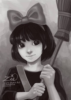 Kiki's Fanart Service