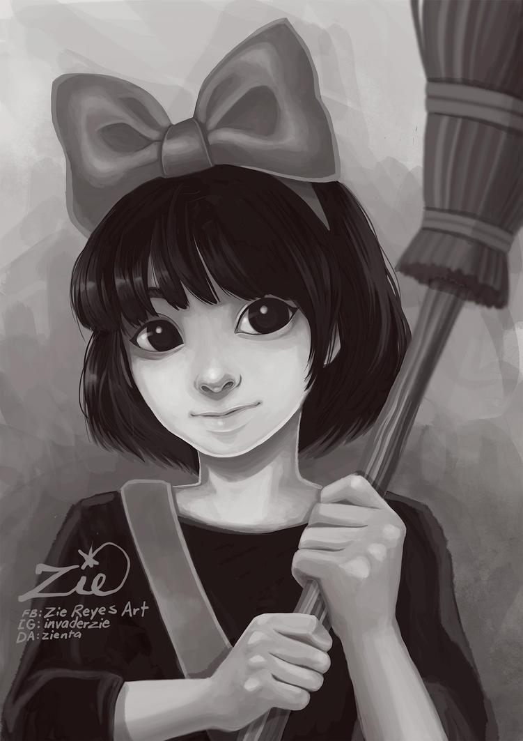 Kiki's Fanart Service by zienta