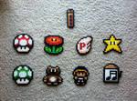 Super Mario Bros. 3 Items