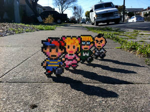 The EarthBound Team