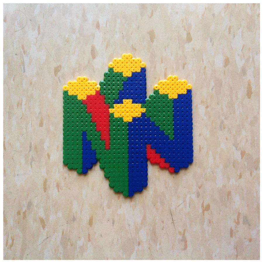 N64 Logo by Night-TAG
