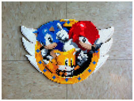 Sonic 3 and Knuckles by Night-TAG
