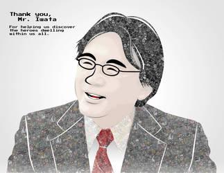 Thank you, Mr. Iwata