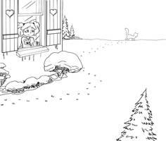 Copy Cat - Pg 3 Inked Digitally by Dandy-L