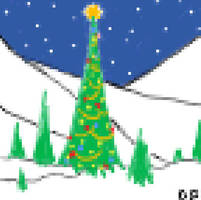 8bit Xmas by Dandy-L
