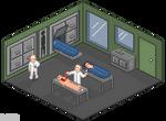 Pixel Morgue