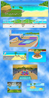 Tropical Island Areas