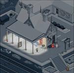 Trainstation: Night