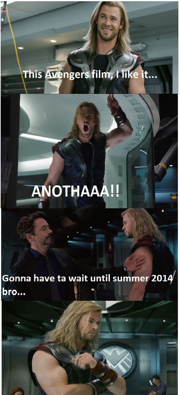 Avengers meme by Rob026