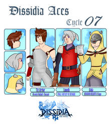 Dissidia Aces - Cycle 07 by lemfern