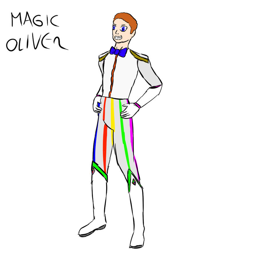 Magic Oliver by lemfern