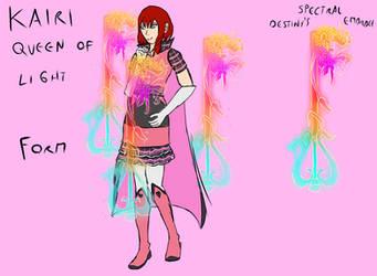 Kairi Queen of Light by lemfern