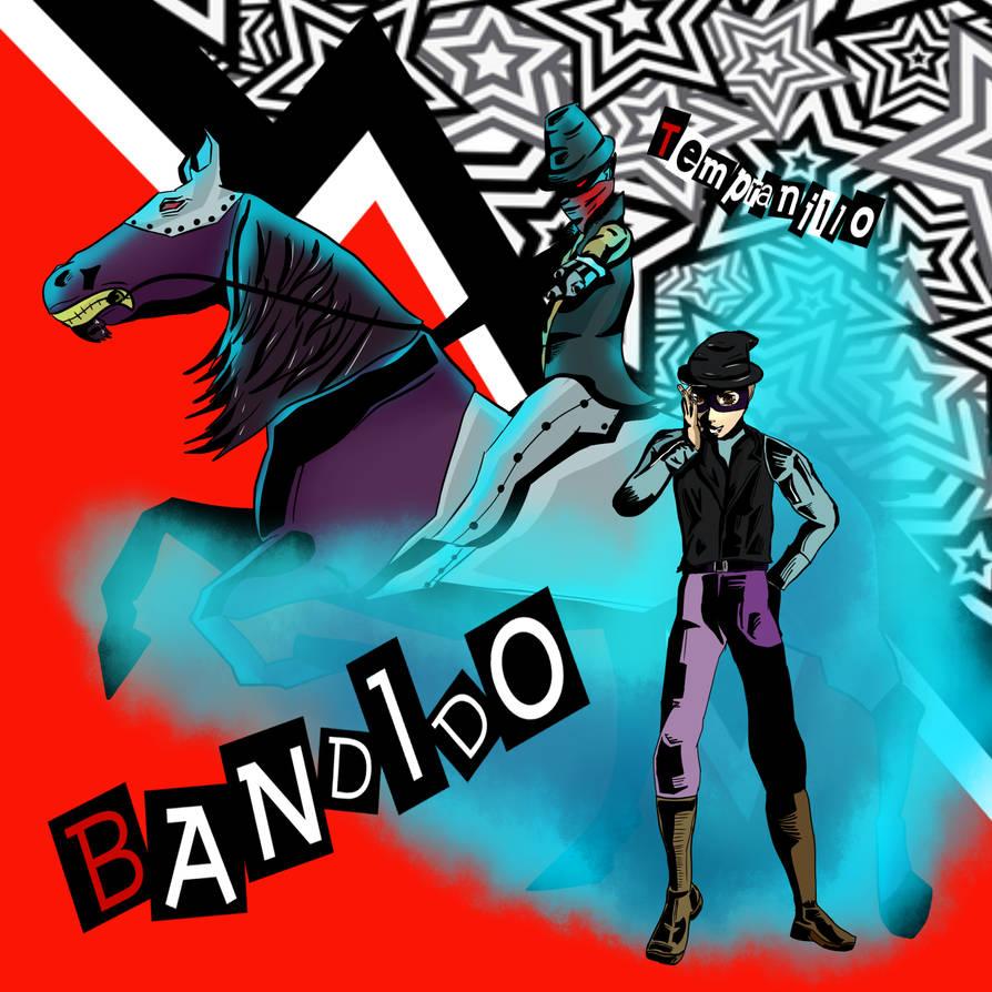 PERSONA 5: Bandido and Tempranillo by lemfern