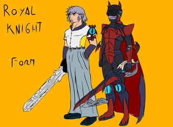 Riku Royal Knight by lemfern