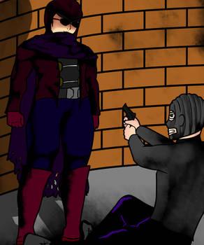 Inktober 26: Dark: Dark Shadow
