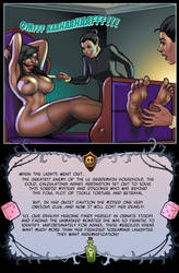 TICKLE TORTURE The Rich Lady! by TheBandito