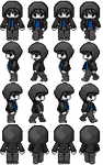Anonymous Sprites - RPG Maker XP