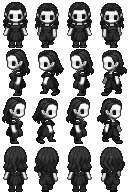 Jane the Killer - RPG Sprites by Lagoon-Sadnes