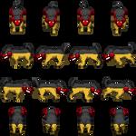 Smile Dog - RPG Sprites