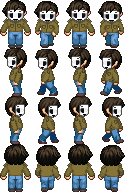 Masky - RPG Sprites by Lagoon-Sadnes