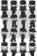 Blitz - RPG Sprites (Creepypasta OC) by Lagoon-Sadnes