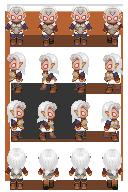 Link (Fierce Deity) - RPG Sprites by Lagoon-Sadnes