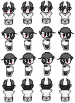 Lost Silver - RPG Sprites by Lagoon-Sadnes