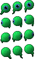 [Commission] Septic Eye Sam Sprite Sheet by Lagoon-Sadnes