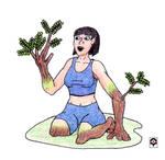 Jogger Treegirl