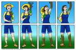 Tree Girl Comic 3
