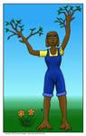Tree Girl Comic 5