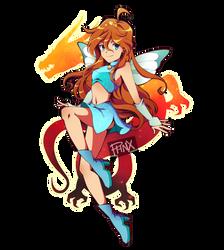 Winx Club - Bloom by Phoenix-Manga