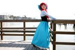 Ariel Little Mermaid Dress